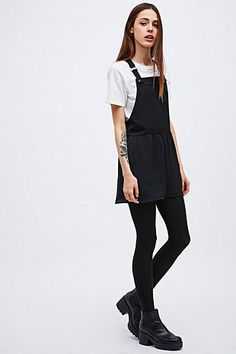 Sparkle & Fade Playsuit in Black - Urban Outfitters