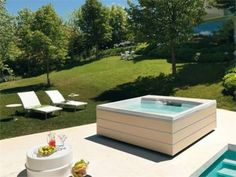Fabulous  Ideen f r kleines Bad Design Platzsparende Badewanne