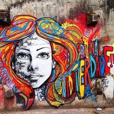 Work by @marceloment • Morro do Vidigal , Rio de Janeiro