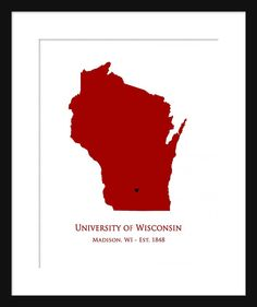 Hey, I found this really awesome Etsy listing at https://www.etsy.com/listing/251886536/university-of-wisconsin-madison