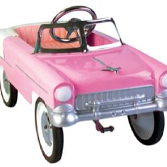 pedal cars the best pink carskids