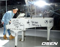 GD  「 WHo You M/V Filming」 Press photo 13
