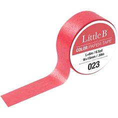 Little B BRIGHT PINK Color Tape 100910