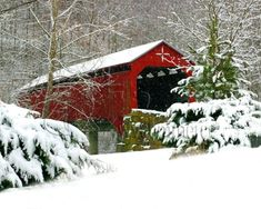 Carrollton Covered Bridge in Barbour County, WV