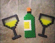 Draaaank hama beads