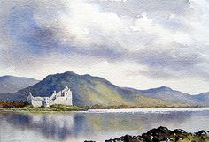 Ray Campbell Smith | Watercolour Journey by Ian McKendrick