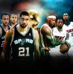 2013 NBA Finals-Class Vs. Showoffs