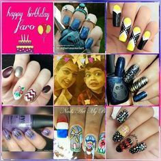@Regrann from @nail_asthetics -  Wish u a very happy bday my bestie faro @my_medium_nails may the best of your past be the worst of your future always stay blessed my loveyou are most amazing girl i have ever metlove you to the moon and back blessed to have you in my life  hope you like this small surprise from all of us have a blast#tattoo #bday #happy #happiness #bdaygirl #manicure #recreation #like4like #love #tagsforlikes #follow4follow #followforfollow #fashion #beauty #passion…