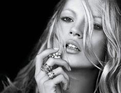 Kate Moss será imagen de Playboy  para su 60 aniversario