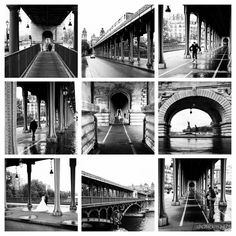 https://flic.kr/p/KM92Nn | Sur le viaduc de Passy | Chronoshooting Mission…