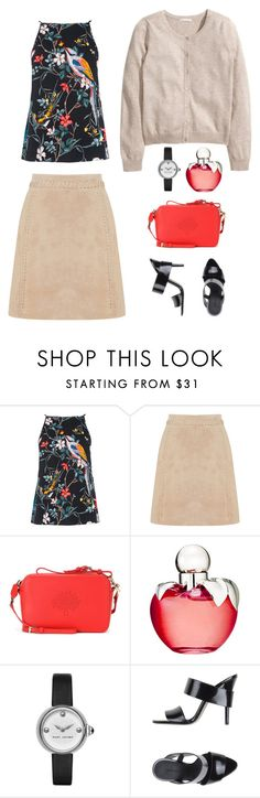 """""""Casual 30"""" by aki-g ❤ liked on Polyvore featuring Warehouse, Oasis, Nina Ricci, Marc Jacobs and Alexander Wang"""