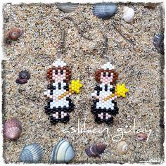 Mrs. Clean Mrs. Clean  #peyotestitch #seedbeads #beads #perline #delice #miyuki #pendant #brickstitch #perlesmiyuki #beadwork #peyotestitch #perlesaddict #beading #miyukiteknigi #beadstitching #cleaner