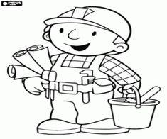 bild-bob-der-baumeister-malvorlagen-1.gif 2400×3300 | malvorlagen / coloring pages