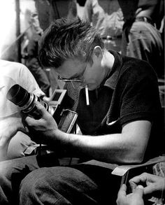 James Dean would have made a great director. He felt that he could express himself more through directing because acting had it's limitations. A chance he never got.