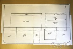 Pattern for craft show vendor apron pieced together Mehr Craft Show Displays, Craft Show Ideas, Jewelry Displays, Fabric Crafts, Sewing Crafts, Sewing Projects, Craft Patterns, Sewing Patterns, Apron Patterns