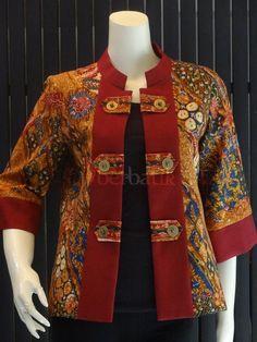 C9BE6B56B9E70CB4E1058658CEBB4B30_13684927562523370046577861671630productUploadImagesPanel_simpleUpload_fileInput_mf_1 Batik Blazer, Blouse Batik, Batik Dress, African Wear, African Dress, African Fashion, Batik Fashion, Hijab Fashion, Fashion Dresses
