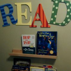 Coolweeart. Library letters!