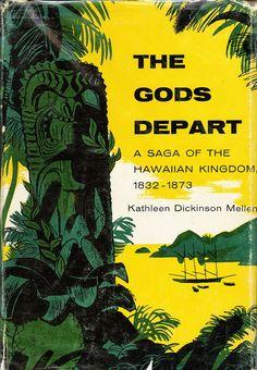 The Gods Depart, Cover Illustration