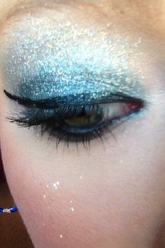 Competition eye makeup-so simple-so fetch