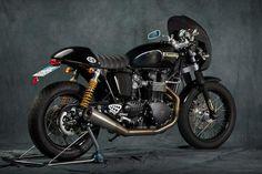 Triumph Thruxton G Black