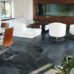 Metropolis floor resin (Manchester effect) | Resin Floors | Pinterest | Industrial interiors, Concrete floor and Concrete