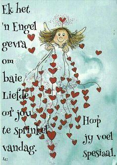 Angel of hearts.my sweet darling Angel Vylette Moon ❤️🌙❤️ Art Fantaisiste, Angels Among Us, Guardian Angels, Angel Art, Heart Art, Whimsical Art, Folk Art, Illustration Art, Valentines Day