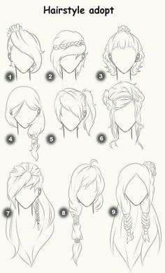 Easy to draw anime eyes step by step drawing anime tutorial drawing anime girl ideas about . easy to draw anime eyes Drawing Hair Tutorial, Drawing Tips, Drawing Reference, Drawing Sketches, Drawing Ideas, Hair Styles Drawing, Drawing Art, Sketch Art, Anime Drawing Tutorials