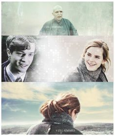 Tom Riddle. Hermione Granger. Tomione. Volmione. Can't get enough of them