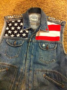 CUTE....do I want to do this to my jean jacket?
