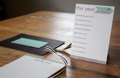 run lucas run: making a new list for a new year.