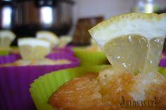 Nelly Rubinstein citrininiai keksiukai