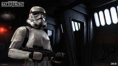 ArtStation - Star Wars Battlefront - Stormtrooper, Björn Arvidsson
