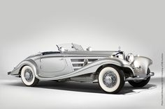 Mercedes-Benz 540 K Special Roadster, 1937