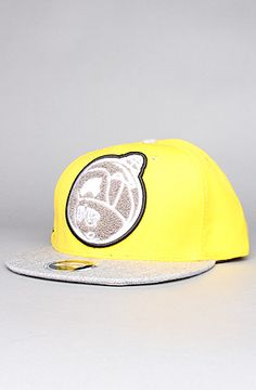 The Feelin Spacey 3 Snapback in Yellow by TRUKFIT 04d6ae9e2f07