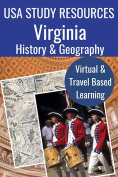 The Virginia Virtual Learning Mini-Course includes 12+ pages of assignment links and activities. These learning resources will help your kids learn everything there is to know about Virginia and have fun doing it. Get your download now. Social Studies Activities, Learning Resources, Fun Learning, Geography For Kids, World Geography, Homeschool Curriculum Reviews, Homeschooling, Virginia History, Book Study