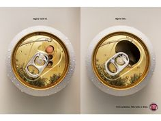 """Portuguese Beer commercial Fiat/drinking with moderation """"now you see""""  Now you don't"""""""