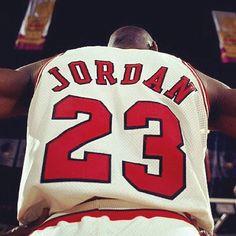 Michael Jordan / #23