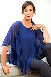 Sara Tulle Overlay Top. Get unbeatable discounts up to 60% at Ezibuy with Coupon and Promo Codes.