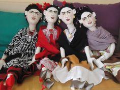 Fridas Dolls...by Ruiy Moura