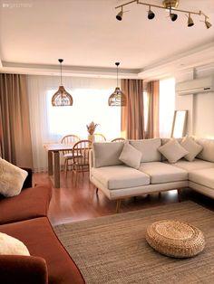 Home Design Decor, Home Wall Decor, Home Decor Furniture, Modern House Design, Interior Design, Inside A House, Dream Rooms, Living Room Designs, Home Fashion