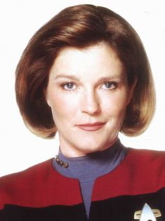1996: Kate Mulgrew, actress most famously known for her role on Star Trek.