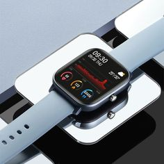 Buy SENBONO IP67 Full screen touch Smart Watch Men Women Sport Clock Heart Rate Monitor Smartwatch Fitness tracker Wristband at www.smilys-stores.com! Free shipping. 45 days money back guarantee. Smartwatch, Sports Track, Custom Screens, Heart Rate Monitor, Fitness Tracker, Sports Women, Consumer Electronics, Clock, Touch