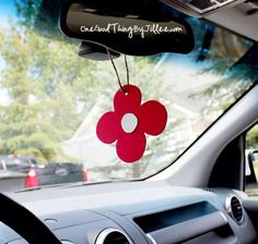 Make Your Own Car Air Freshener In Minutes!!