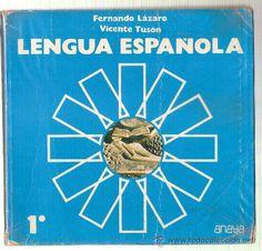 Lengua Española, libro de 1o.