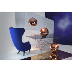 FREE SHIPPING! Shop Wayfair.ca for Tom Dixon Copper 1 Light Globe Pendant - Great Deals on all  products with the best selection to choose from!