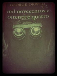 Nineteen Eighty-Four, George Orwell