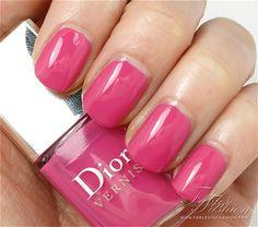 Dior Bird of Paradise Nail Polish Summer 2013