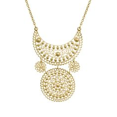 Harlow Necklace - Statement - Necklaces | Towne & Reese
