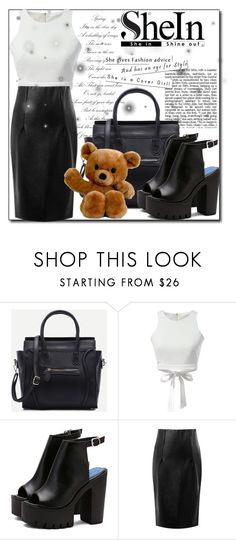 """SheIn3"" by irmica-831 ❤ liked on Polyvore featuring WithChic"