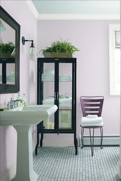 Saved color selections benjamin moore walls and bath Touch of grey benjamin moore